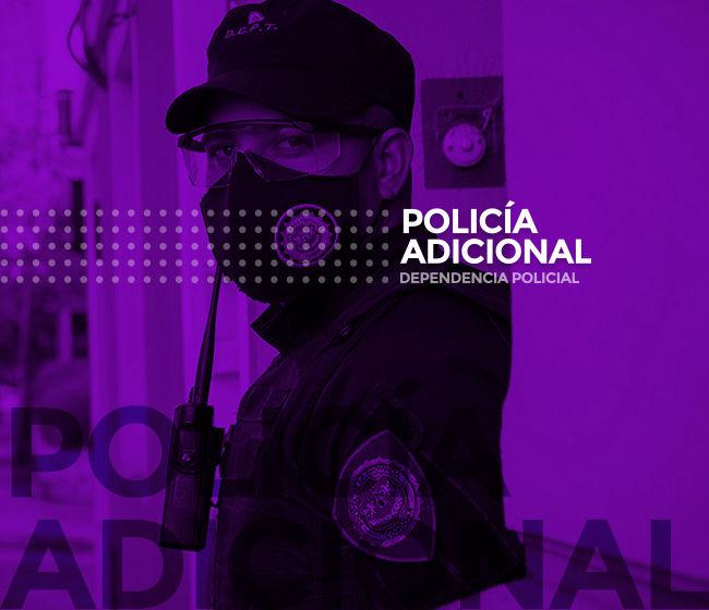 Policía Adicional