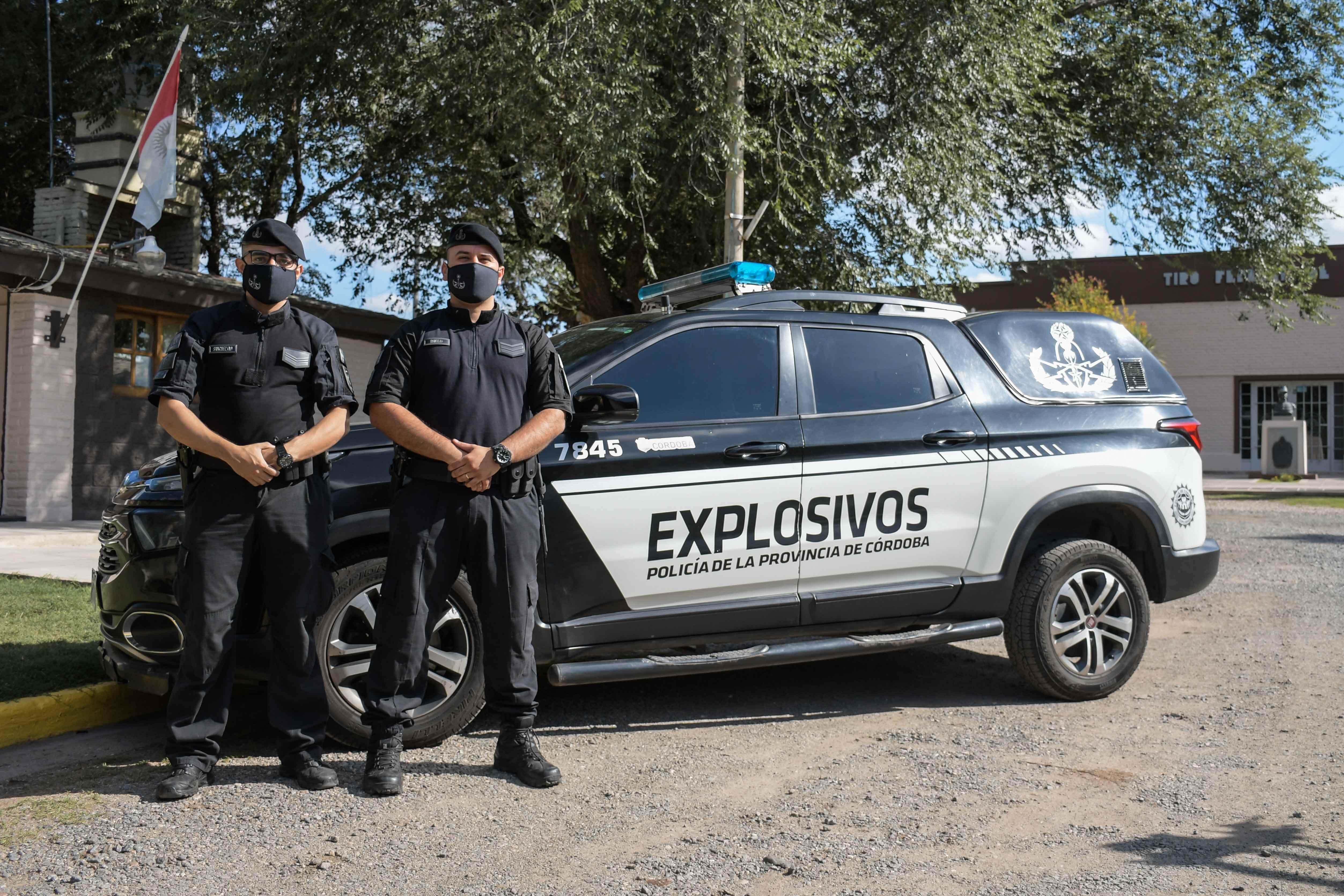 Seminario Internacional de Tecnología Electrónica aplicada a artefactos explosivos